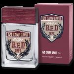 CAMP DAVID Red – A Preppy State of Mind