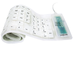 LogiLink Flexible Keyboard.