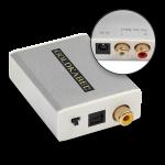 Goldkabel Digital-/Analog Wandler MKIII 24 Bit / 96 kHz