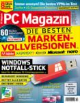 PC Magazin DVD Ausgabe: 12/2015