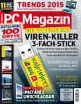 PC Magazin DVD Ausgabe: 01/2015