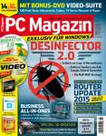 PC Magazin DVD Ausgabe: 03/2015