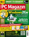 PC Magazin DVD Ausgabe: 04/2015