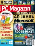 PC Magazin DVD Ausgabe: 08/2015