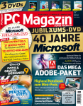PC Magazin Super Premium Ausgabe: 08/2015