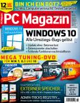 PC Magazin DVD Ausgabe: 10/2015