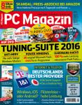 PC Magazin DVD Ausgabe: 04/2016