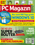 PC Magazin DVD Ausgabe: 06/2016
