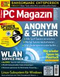 PC Magazin DVD Ausgabe: 08/2016