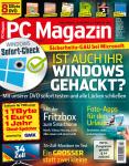 PC Magazin DVD Ausgabe: 07/2017