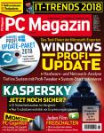 PC Magazin DVD Ausgabe: 1/2018