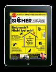 SICHER ZUHAUSE - Nur als Epaper in der App erhältlich