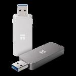 256 GB SSD-Stick  von Trekstor