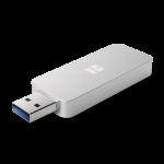 1 TB SSD-Stick  von Trekstor in silber