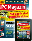 PC Magazin Kombi-Abo (Print + Digital)