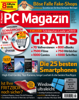 PC Magazin DVD Ausgabe: 9/2018