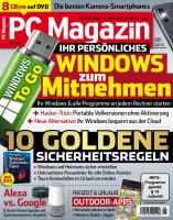 PC Magazin DVD Ausgabe: 5/2019