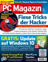 PC Magazin DVD Ausgabe: 7/2019