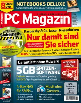 PC Magazin DVD Mini-Abo