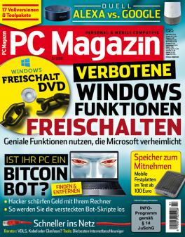 PC Magazin DVD Mini-Abo mit Prämie