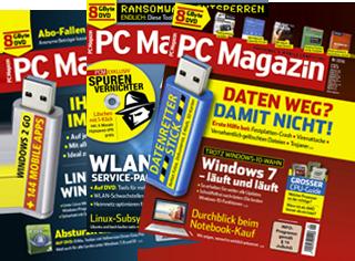 PC Magazin Einzelhefte