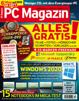 PC Magazin DVD XXL