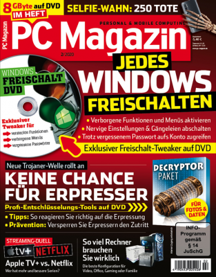 PC Magazin DVD XXL