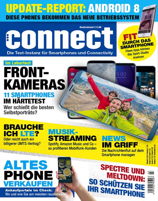 connect Ausgabe: 3/2018
