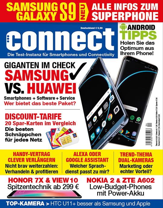 connect Ausgabe: 4/2018