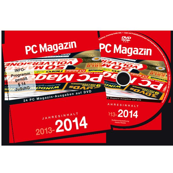PC Magazin Jahres-DVD 2013-2014