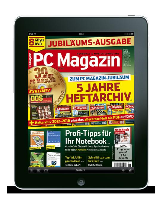 PC Magazin Digital-Abo