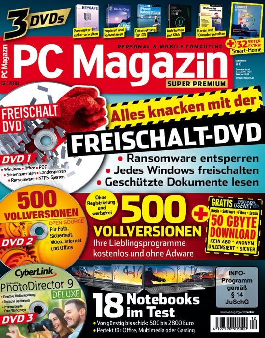 PC Magazin Super Premium: 12/2018