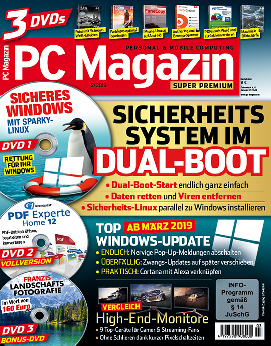 PC Magazin Super Premium: 3/2019