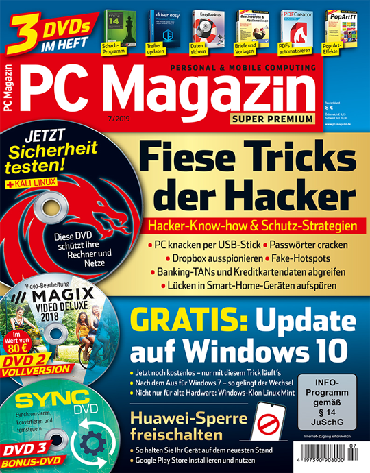 PC Magazin Super Premium: 7/2019