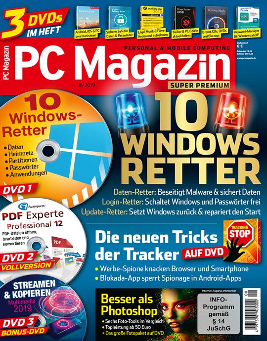 PC Magazin Super Premium: 8/2019