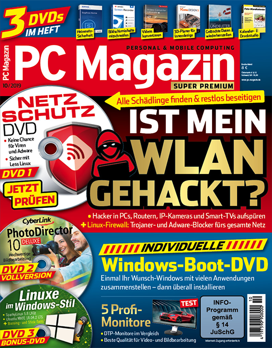 PC Magazin Super Premium: 10/2019